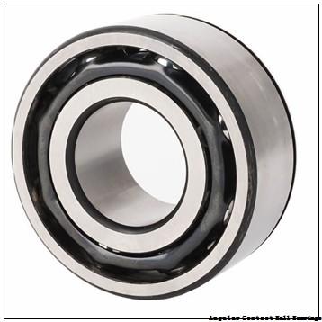5.5 Inch | 139.7 Millimeter x 6 Inch | 152.4 Millimeter x 0.25 Inch | 6.35 Millimeter  CONSOLIDATED BEARING KA-55 XPO-2RS  Angular Contact Ball Bearings