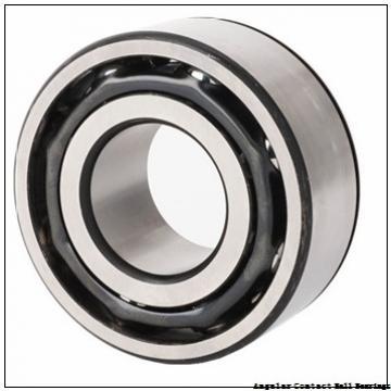 0.984 Inch | 25 Millimeter x 2.441 Inch | 62 Millimeter x 1 Inch | 25.4 Millimeter  EBC 5305  Angular Contact Ball Bearings
