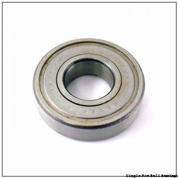 TIMKEN 6007-2RS  Single Row Ball Bearings