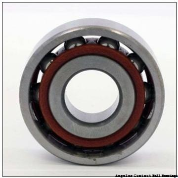0.591 Inch | 15 Millimeter x 1.654 Inch | 42 Millimeter x 0.512 Inch | 13 Millimeter  RHP BEARING QJ 302  Angular Contact Ball Bearings