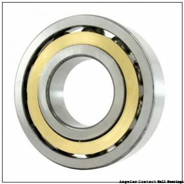 0.984 Inch | 25 Millimeter x 2.047 Inch | 52 Millimeter x 0.811 Inch | 20.6 Millimeter  RHP BEARING LDJK25M  Angular Contact Ball Bearings