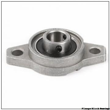 QM INDUSTRIES QVVFY12V204ST  Flange Block Bearings