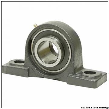 2.362 Inch | 60 Millimeter x 3.189 Inch | 81 Millimeter x 3 Inch | 76.2 Millimeter  QM INDUSTRIES QVPX14V060SC  Pillow Block Bearings