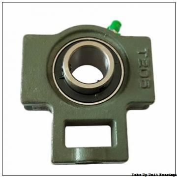 LINK BELT TB22431HK81  Take Up Unit Bearings