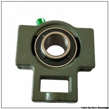 DODGE WSTU-GTM-207  Take Up Unit Bearings