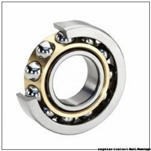 0.669 Inch   17 Millimeter x 1.575 Inch   40 Millimeter x 0.689 Inch   17.5 Millimeter  CONSOLIDATED BEARING 5203 B N  Angular Contact Ball Bearings #3 image