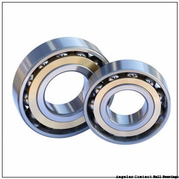9 Inch   228.6 Millimeter x 11 Inch   279.4 Millimeter x 1 Inch   25.4 Millimeter  KAYDON NG090XP0  Angular Contact Ball Bearings #1 image