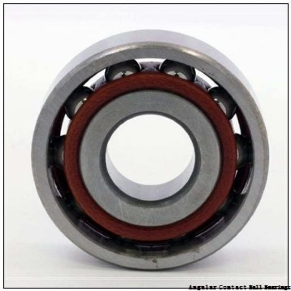 1.969 Inch | 50 Millimeter x 4.331 Inch | 110 Millimeter x 1.748 Inch | 44.4 Millimeter  CONSOLIDATED BEARING 5310 B N C/3  Angular Contact Ball Bearings #1 image